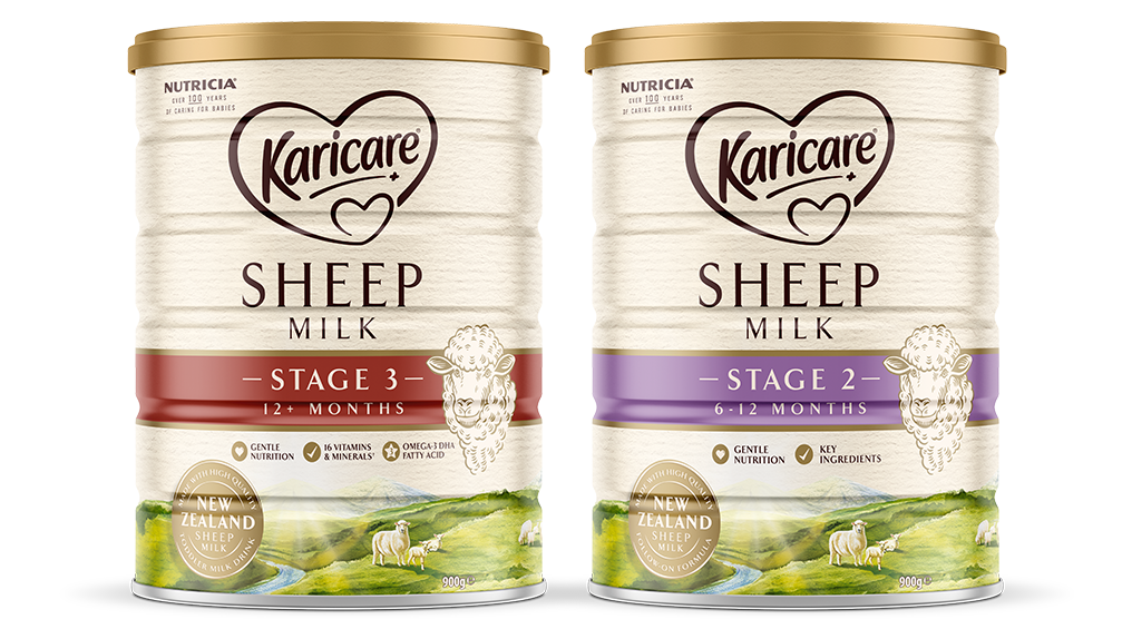 Karicare Sheep product range