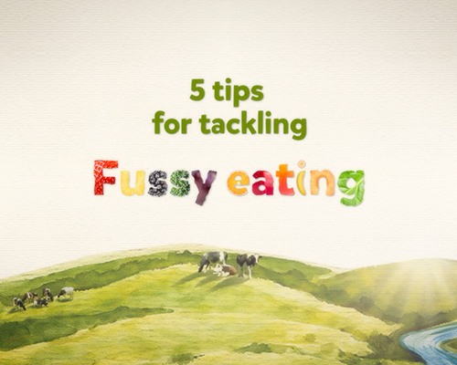 5 tips for fussy eating