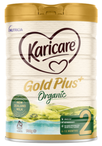 Karicare, Gold Plus Organic Follow-On Formula, From 6 to 12 Months, 900g