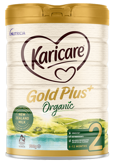 Karicare Gold Plus+ Organic Stage 2