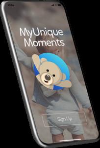 Screenshot of MUM App