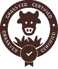 grass fed certificate