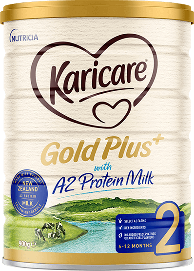Karicare, Protein Milk Follow-on Formula , From 6 to 12 Months, 900g