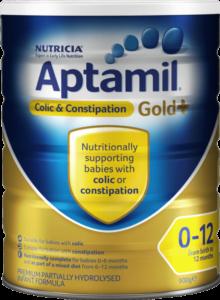 Aptamil Gold Colic & Constipation Formula | Paediatrics Healthcare