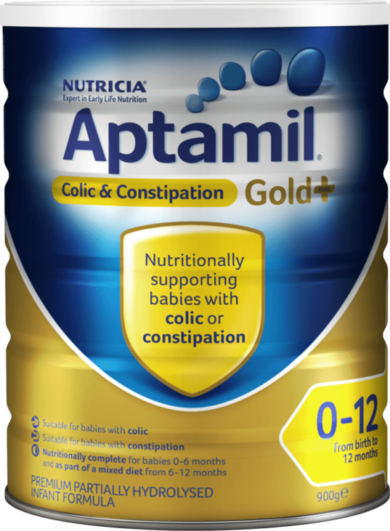 Aptamil Gold Colic & Constipation Formula | Paediatrics Healthcare