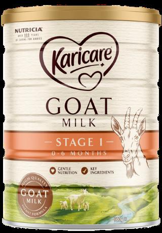 Karicare Goats' Milk Infant Formula From 0 - 6 Months | Paediatrics