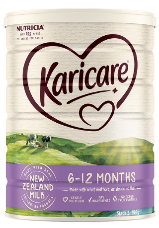 Karicare Follow-On Formula - From 6 to 12 Months   Paediatrics