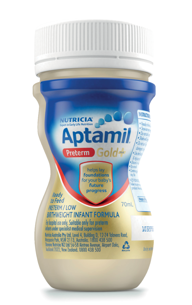Aptamil Gold+ Preterm Ready-To-Feed   Paediatrics Healthcare