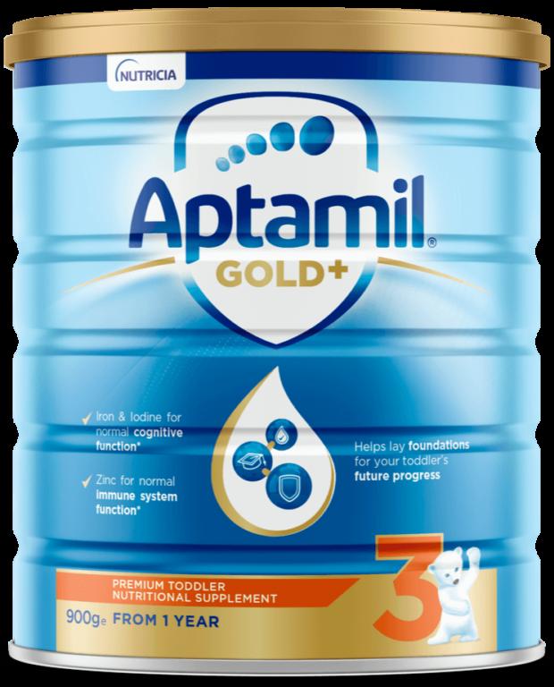 Aptamil Gold 3 Toddler Supplement | Paediatrics Healthcare