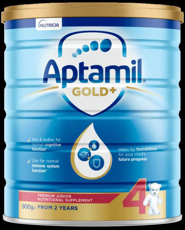 Aptamil Gold 4 Junior Supplement   Paediatrics Healthcare