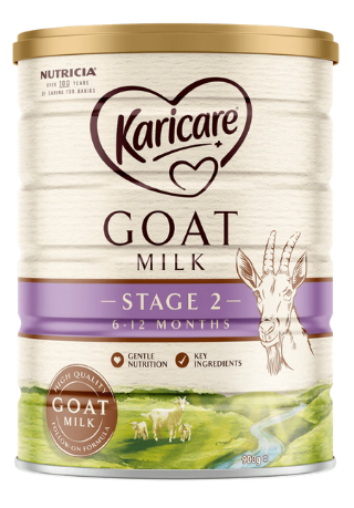 Karicare Goats' Milk Follow-On Formula | Paediatrics Healthcare