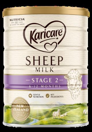 Karicare Sheep Milk Follow-On Formula   Paediatrics Healthcare