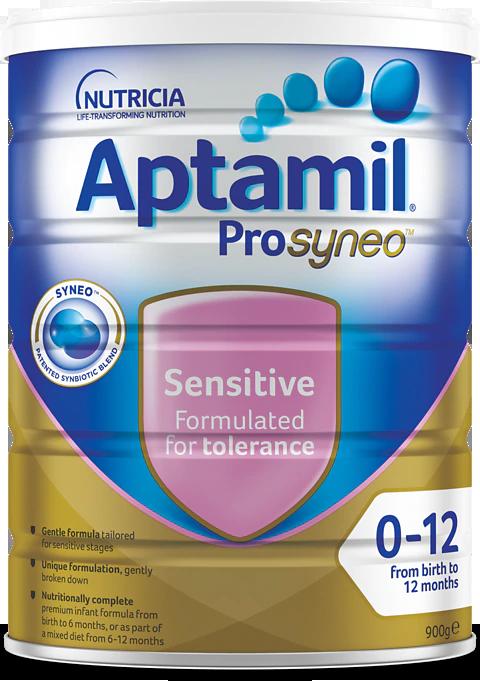 Aptamil Prosyneo™ Sensitive | Paediatrics Healthcare