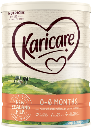 Karicare Infant Formula - From 0 to 6 Months | Paediatrics Healthcare