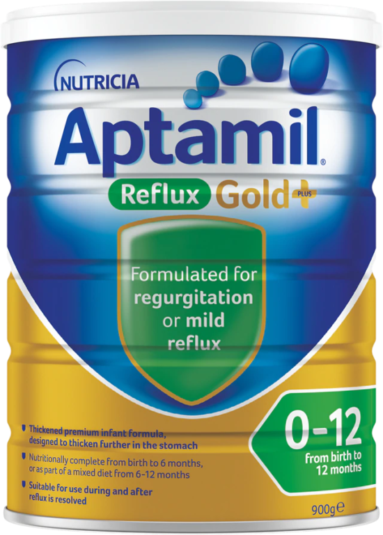 Aptamil Gold Plus Reflux Infant Formula | Paediactrics Healthcare