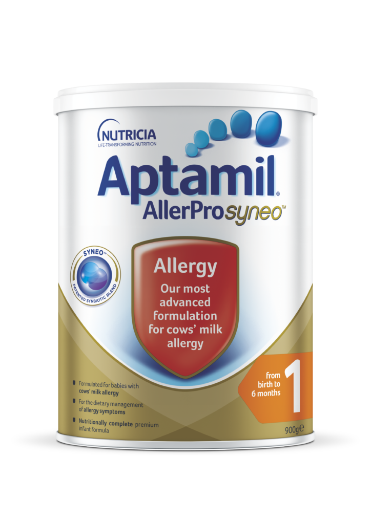 Aptamil® AllerPro Syneo™ - From Birth to 6 Months | Paediatrics Healthcare