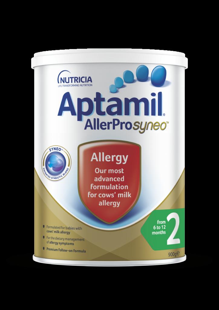 Aptamil AllerPro Syneo 2 - Follow-On Formula   Paediatrics Healthcare