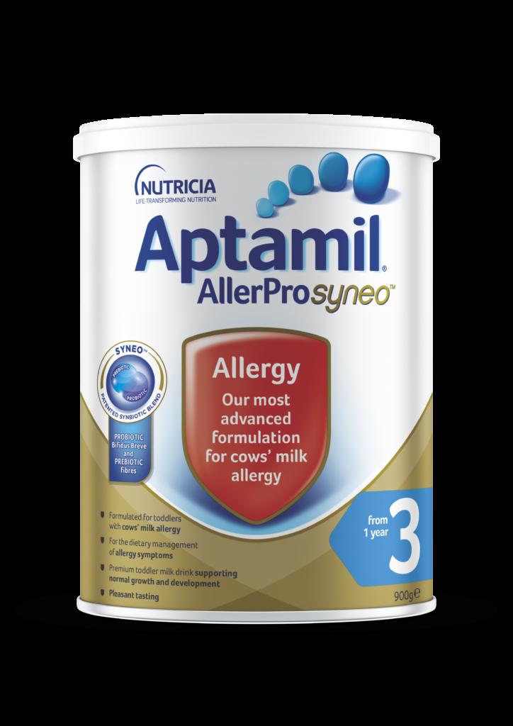 Aptamil® AllerPro Syneo™ 3 - From 1 Year | Paediatrics Healthcare