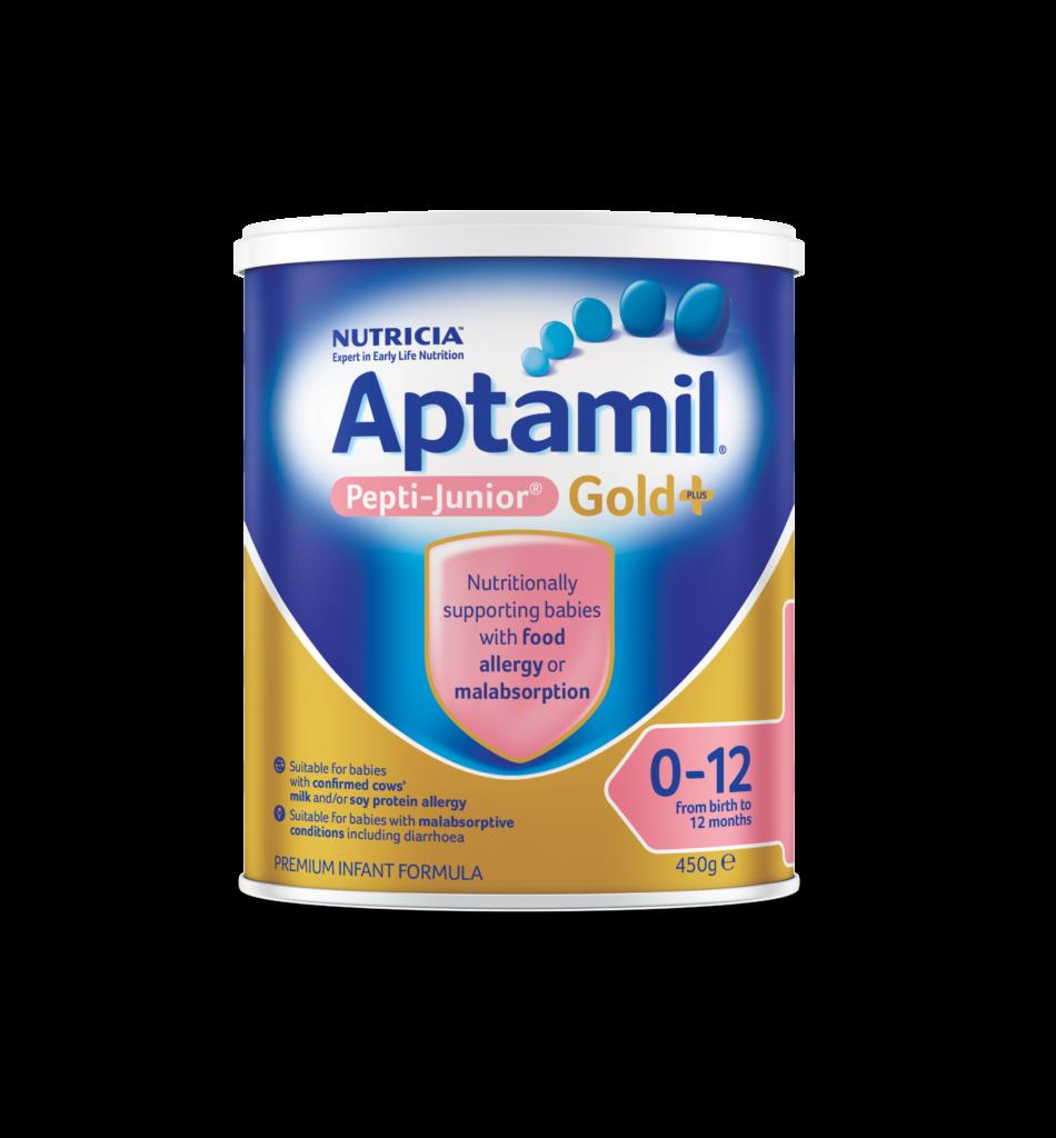 Aptamil Gold+ Pepti-Junior Formula   Paediatrics Healthcare