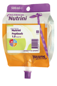 Nutrini Peptisorb   Paediatrics Healthcare   Nutricia