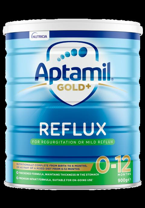 Aptamil Gold Plus Reflux Infant Formula | Paediactrics Healthcare