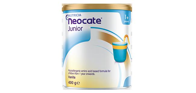 Neocate Junior Vanilla with Prebiotics
