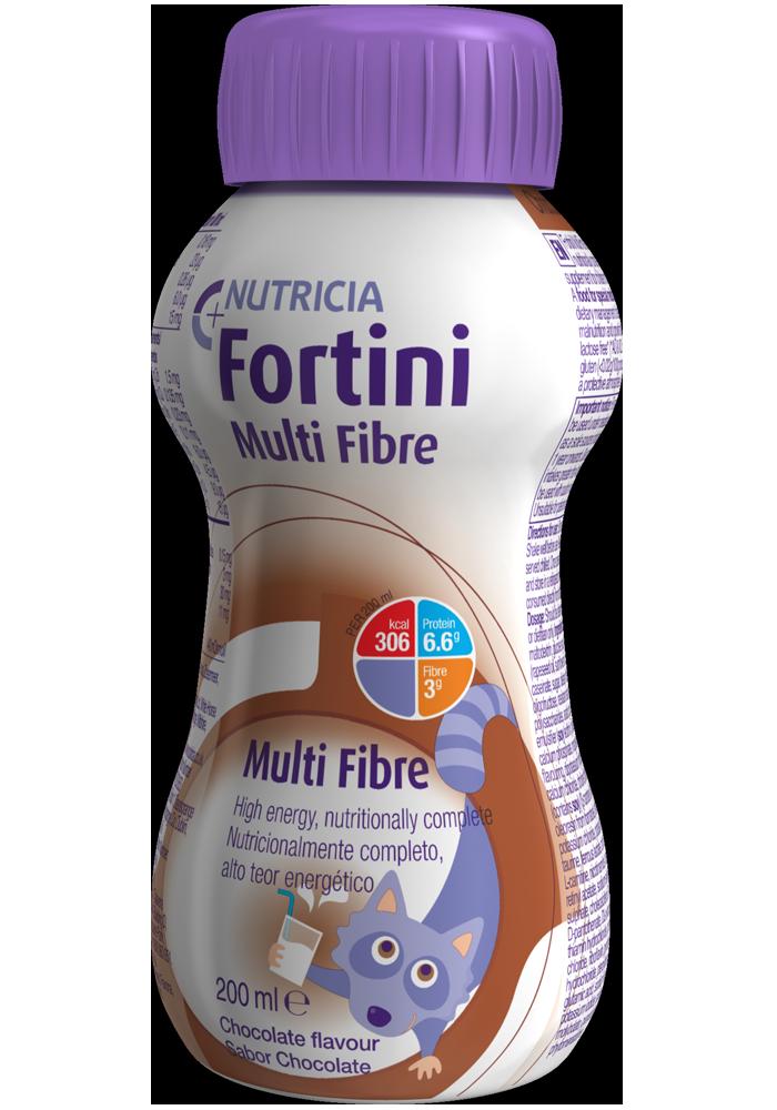 Fortini Multi Fibre Chocolate| Paediatrics Healthcare | Nutricia