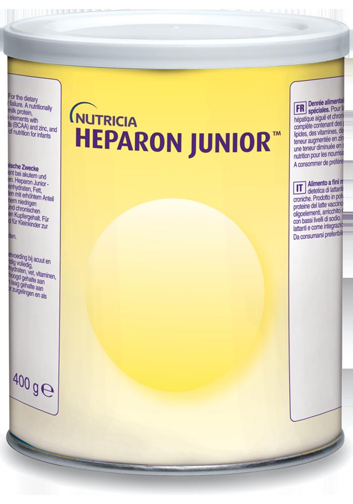 Heparon Junior   Paediatrics Healthcare   Nutricia