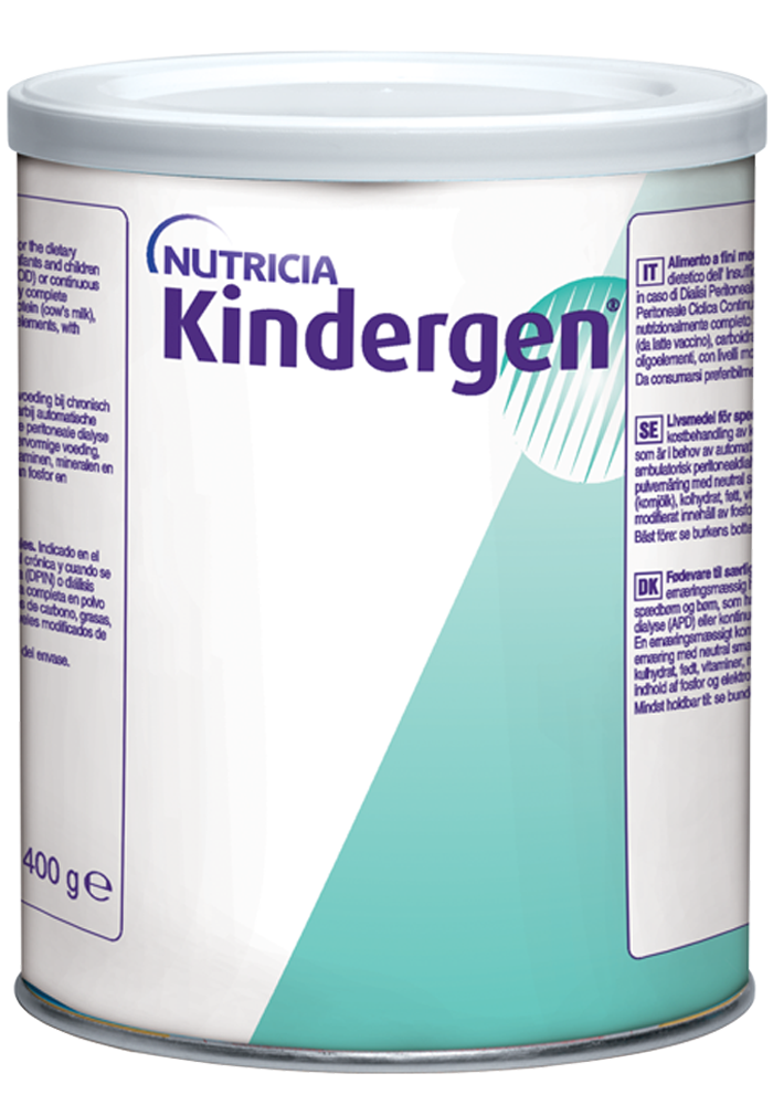 Kindergen   Paediatrics Healthcare   Nutricia