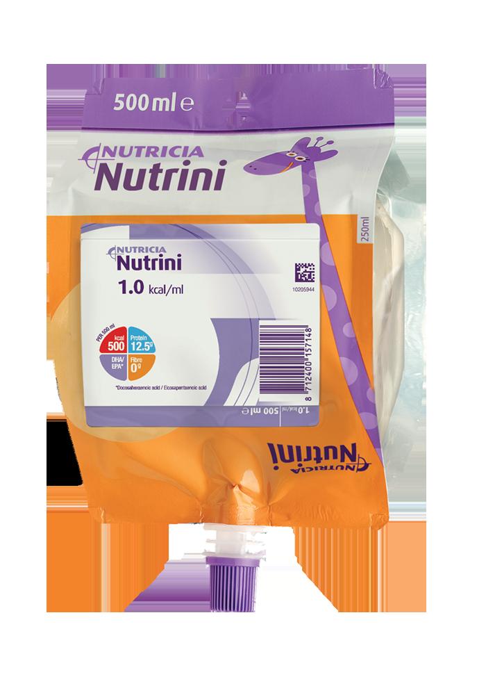 Nutrini 500ml | Paediatrics Healthcare | Nutricia