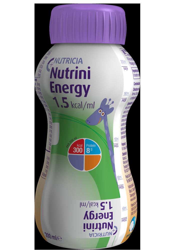 Nutrini Energy 200ml | Paediatrics Healthcare | Nutricia