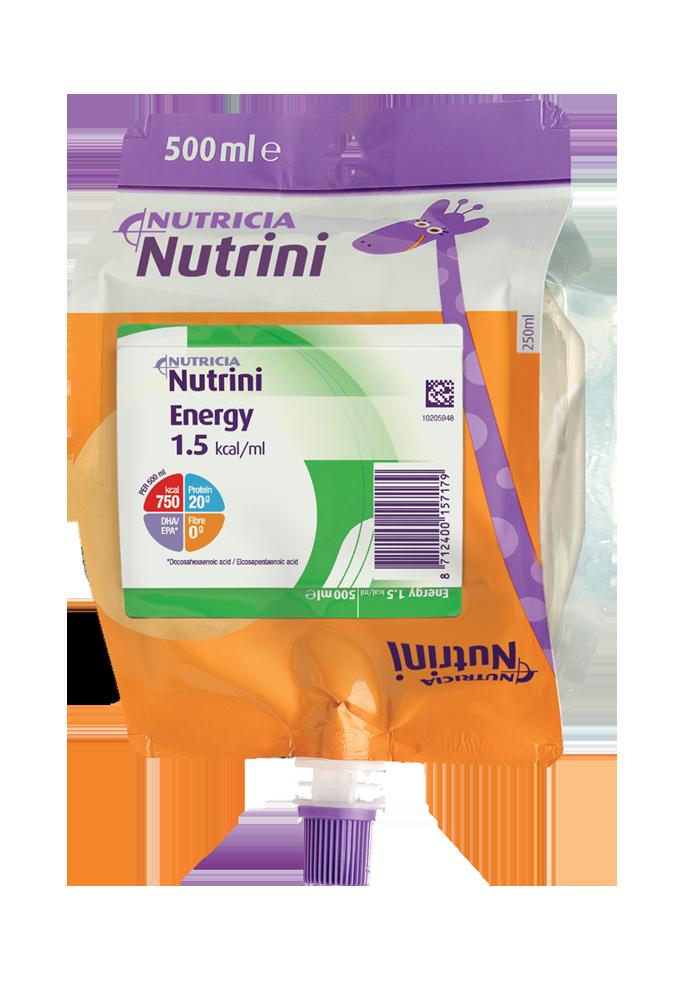 Nutrini Energy-500ml | Paediatrics Healthcare | Nutricia