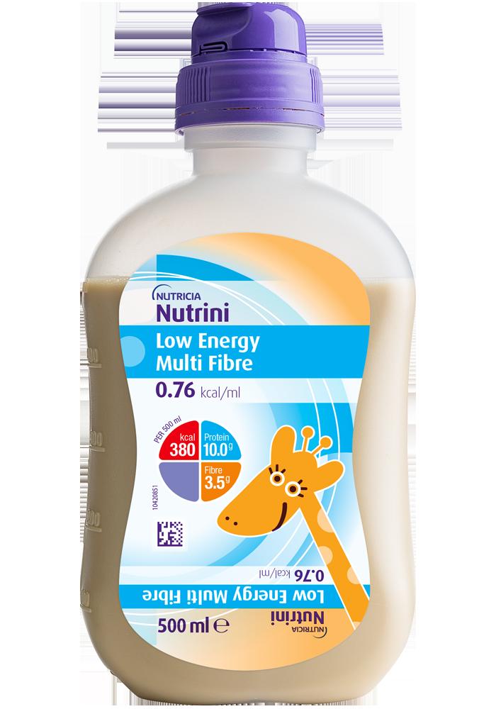 Nutrini Low Energy Multi Fibre | Paediatrics Healthcare | Nutricia