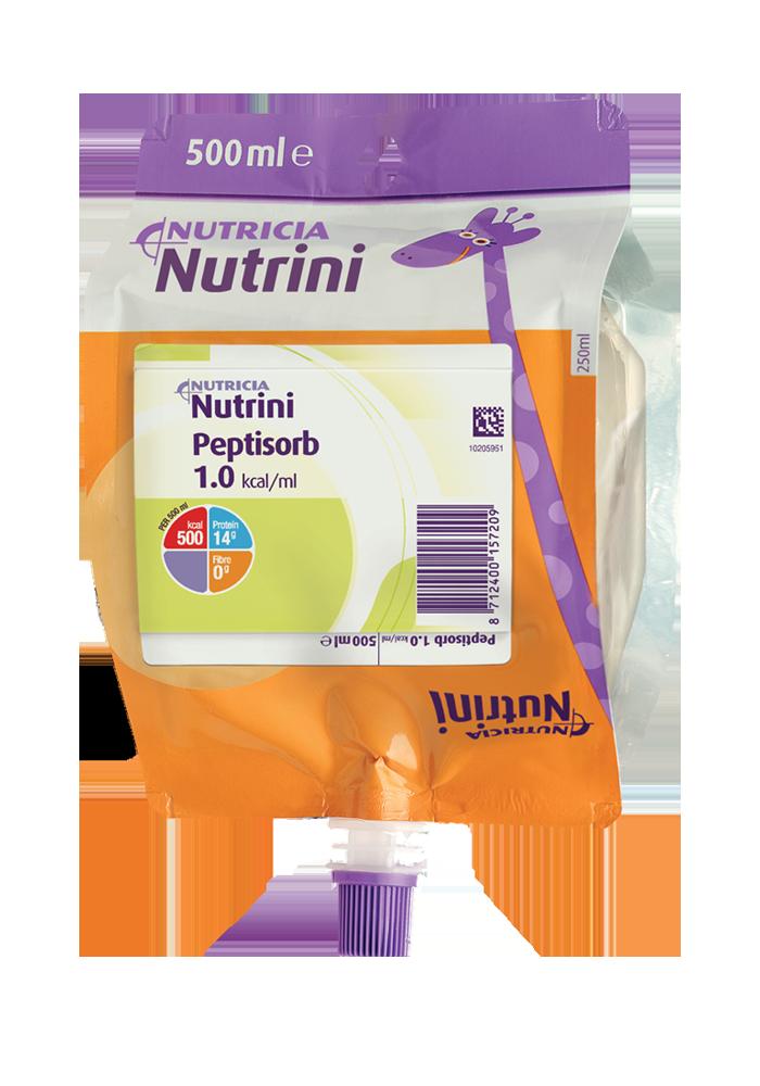Nutrini Peptisorb | Paediatrics Healthcare | Nutricia