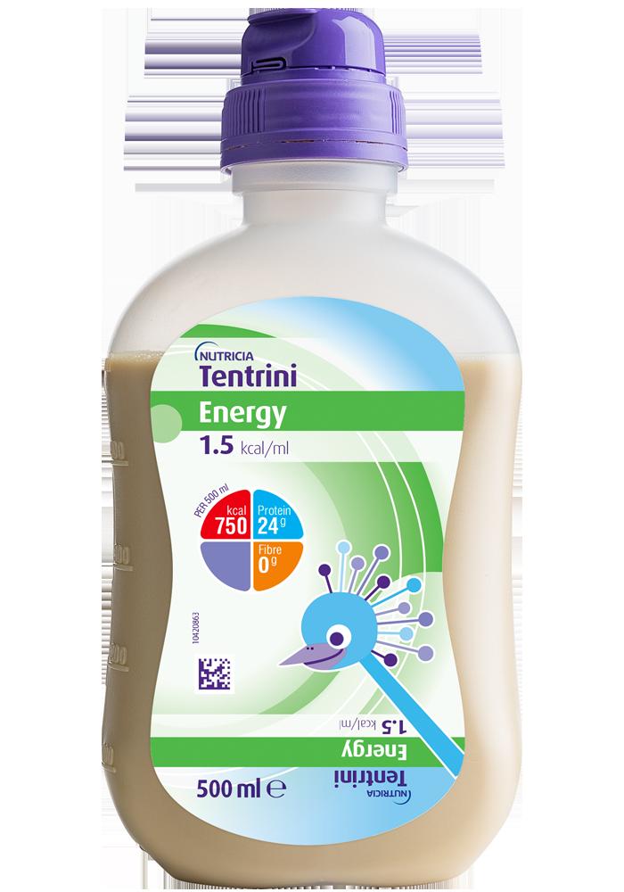 Tentrini Energy   Paediatrics Healthcare   Nutricia