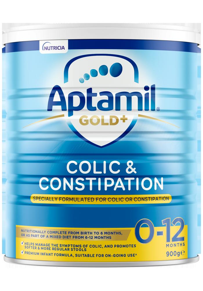 Aptamil Gold Colic and Constipation   Paediatrics Healthcare   Nutricia