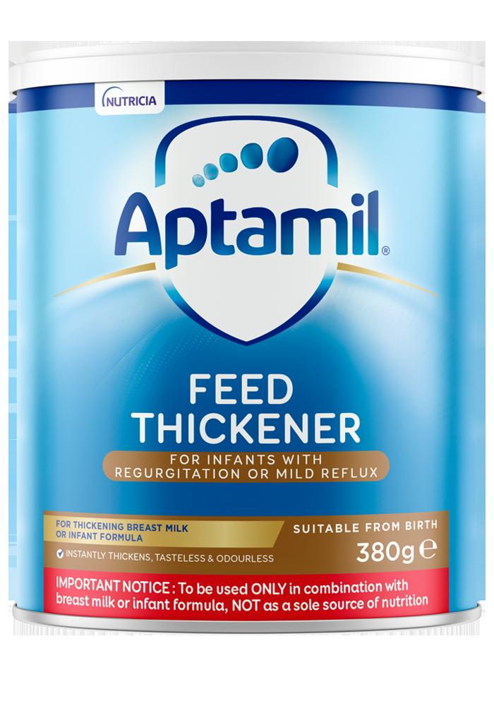 Aptamil Feed Thickener | Paediatrics Healthcare | Nutricia