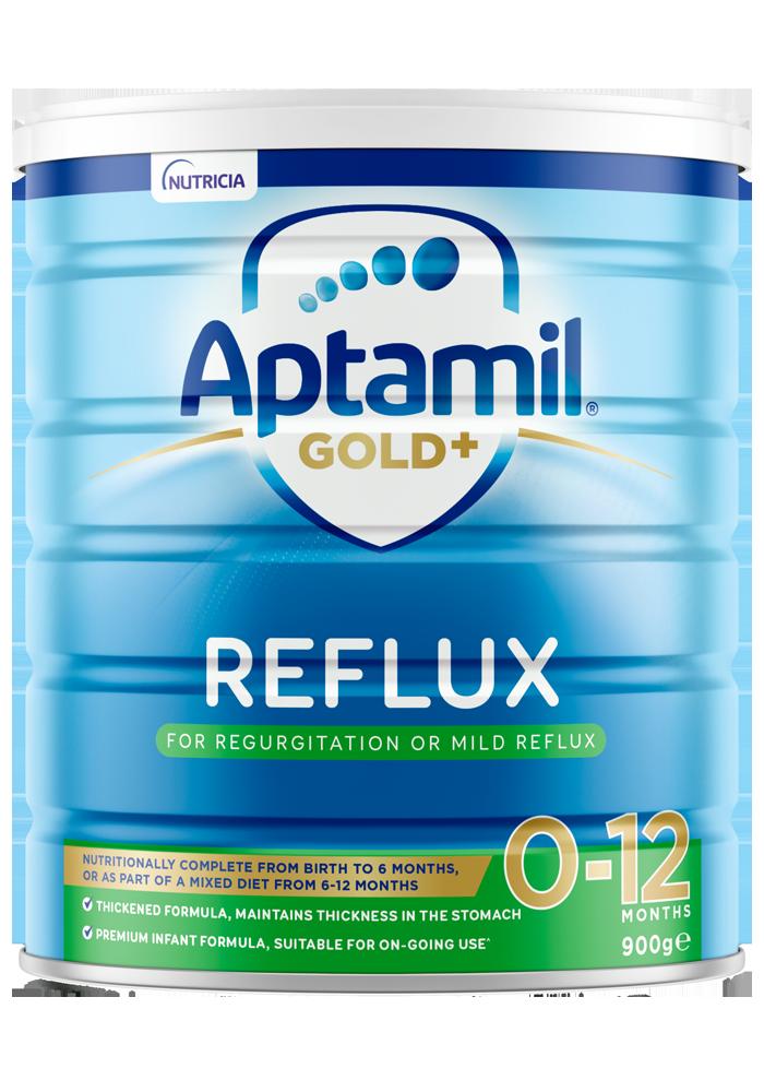 Aptamil Reflux | Paediatrics Healthcare | Nutricia