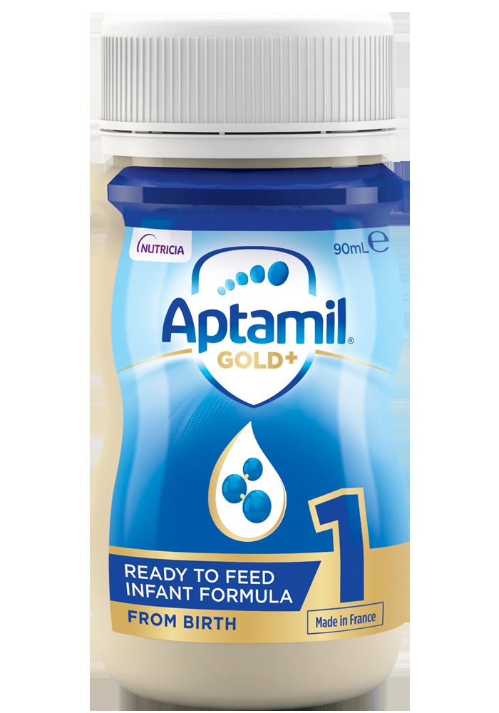Aptamil Term Ready to Feed | Paediatrics Healthcare | Nutricia