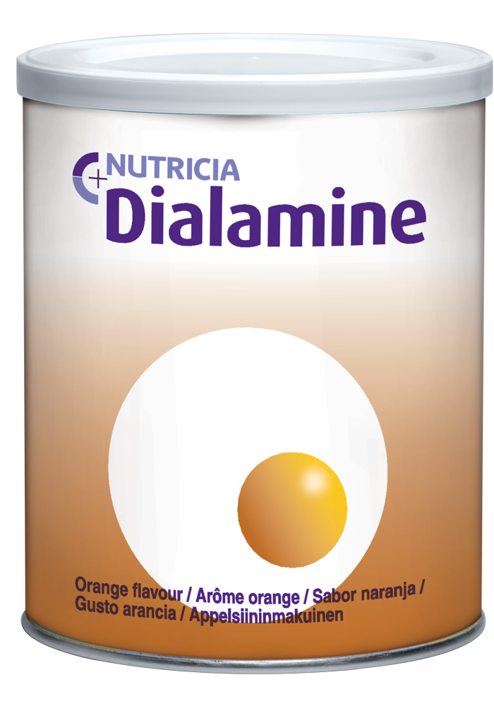 Dialamine   Paediatrics Healthcare   Nutricia