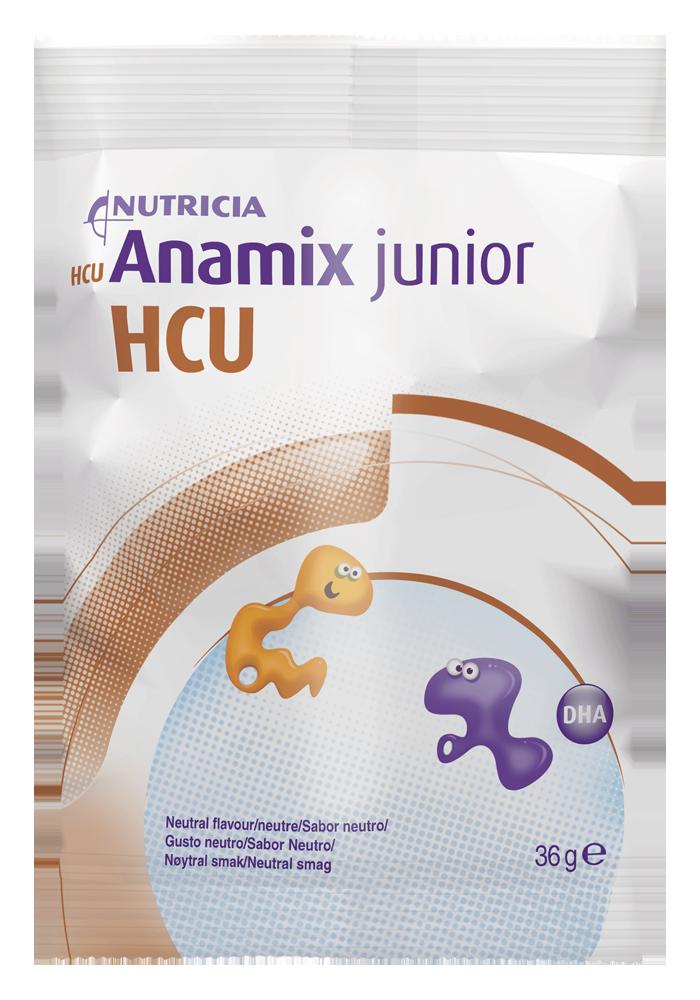 HCU Anamix Junior Sachet   Paediatrics Healthcare   Nutricia