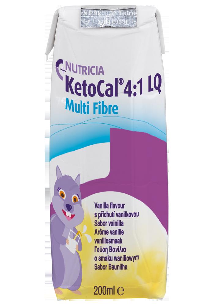 Ketocal 4:1 LQ Vanilla   Paediatrics Healthcare   Nutricia
