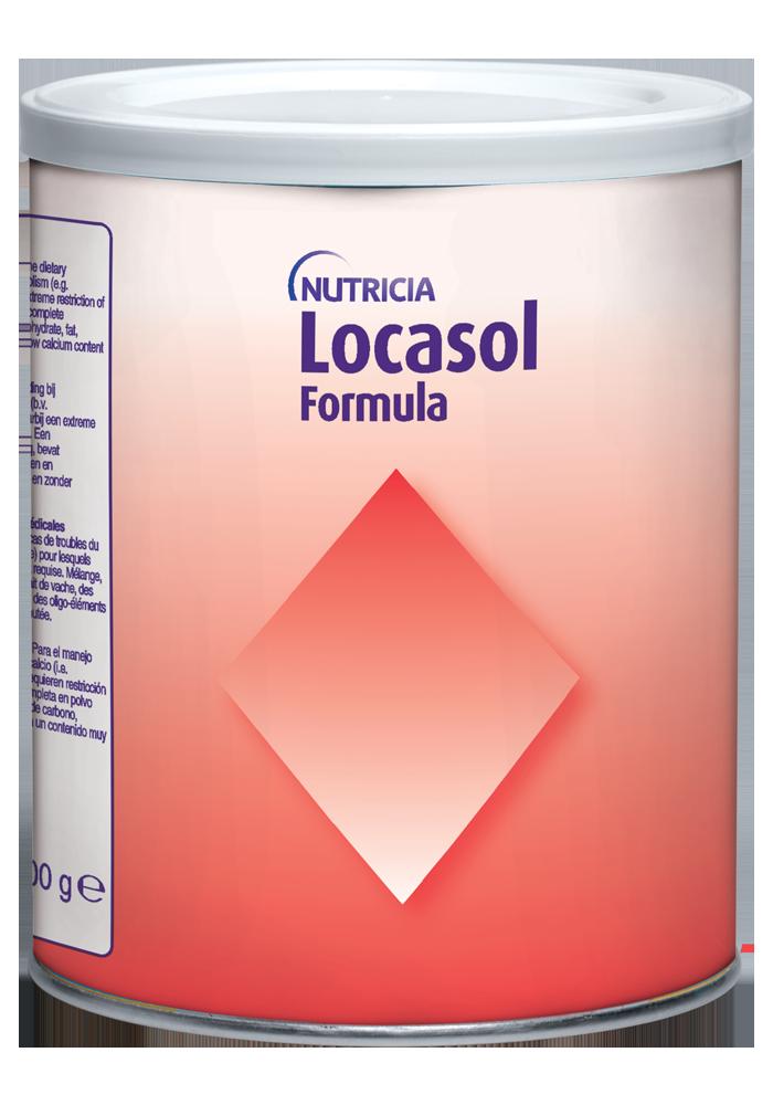 Locasol   Paediatrics Healthcare   Nutricia