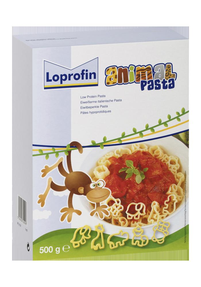Loprofin Animal Pasta | Paediatrics Healthcare | Nutricia