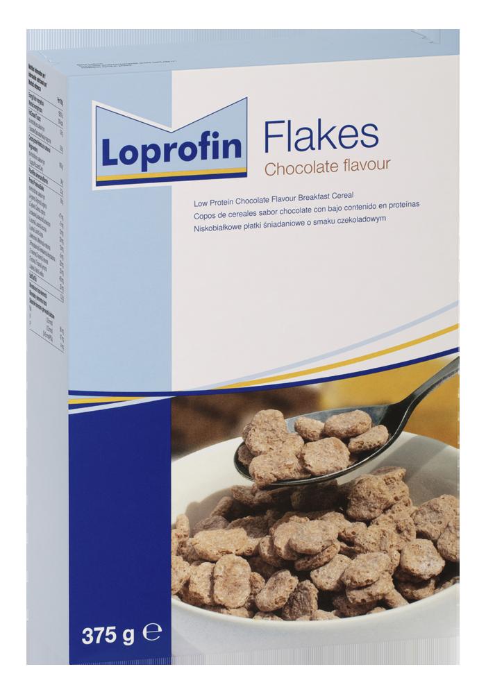 Loprofin Flakes Chocolate   Paediatrics Healthcare   Nutricia
