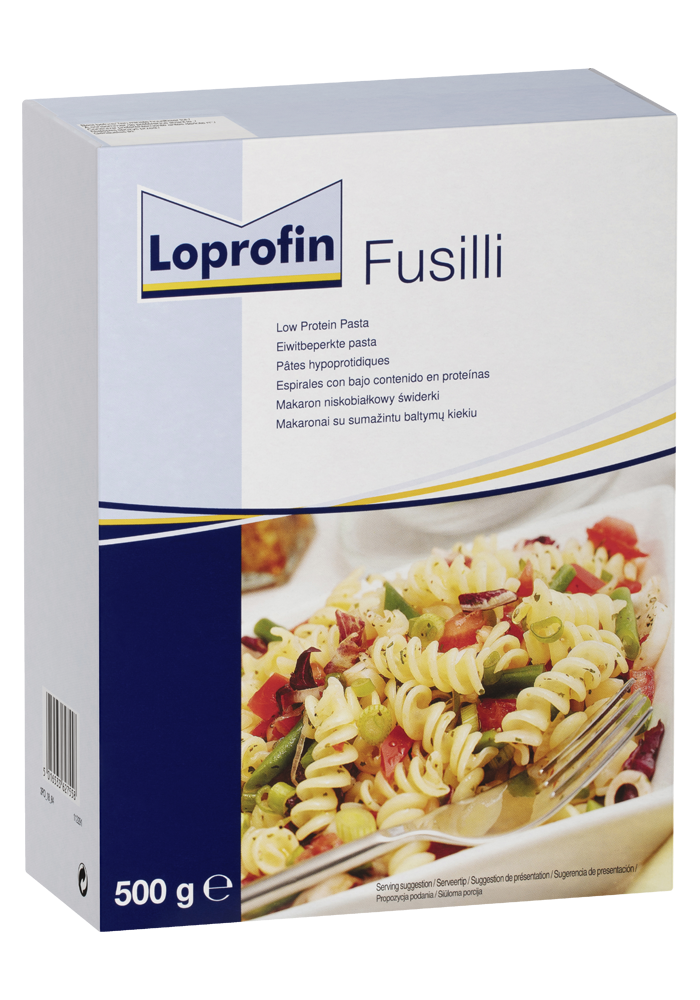 Loprofin Fusili | Paediatrics Healthcare | Nutricia