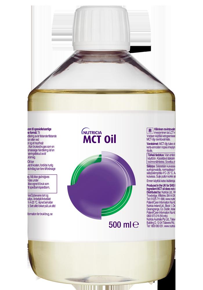 MCT oil   Paediatrics Healthcare   Nutricia