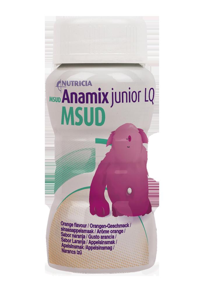 MSUD Anamix Junior LQ | Paediatrics Healthcare | Nutricia