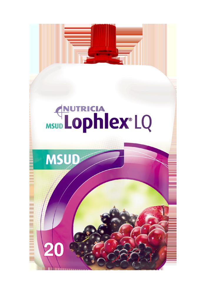 MSUD Lophlex LQ   Paediatrics Healthcare   Nutricia