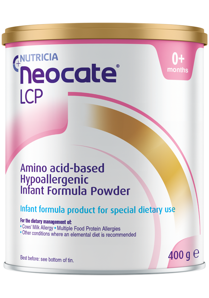 Neocate LCP   Paediatrics Healthcare   Nutricia